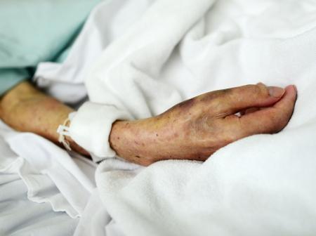 Patient Hand