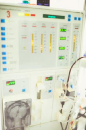 mechanical ventilation: Blurry background Mechanical ventilation equipment