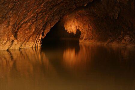 Kao Taa Ngog Cave, Sakaew, Thailand Banco de Imagens - 7483510