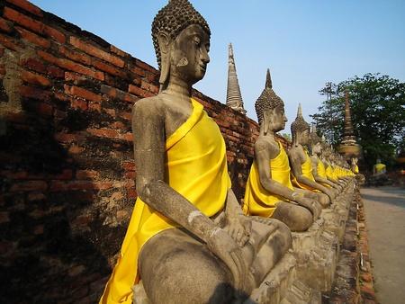 stone buddha images photo