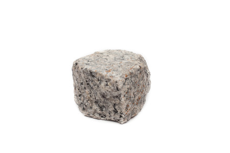 igneous: Isolated granite rock one kind of igneous rock