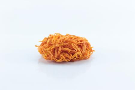 jarabe: Frito jarabe de esmalte yuca