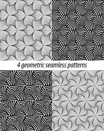 Set Of 40 Vector Zentangle Patterns Black And White Zentangle Adorable Zentangle Patterns
