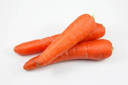 carrot: zanahoria aisladas