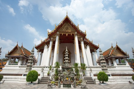 Wat Suthat Stock Photo - 7900226