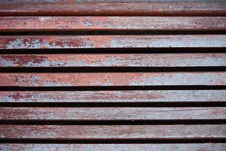 Cracked Fence Wood Pattern photo