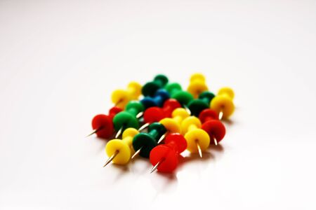 paper pin: Color paper pin