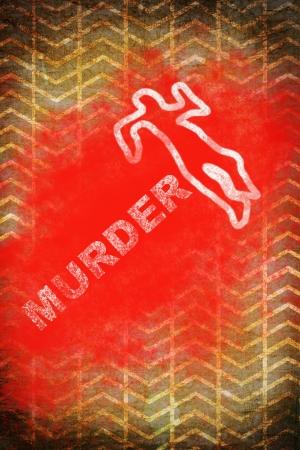 Murder photo