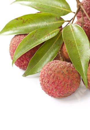 litschi: Lychee tropical fruit