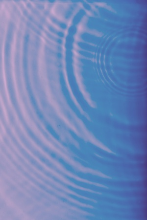 Water ripple abstract background
