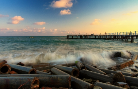 Seascape photo