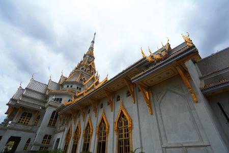 White Thai church