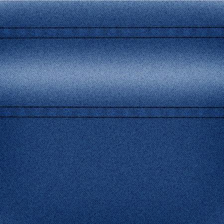 Blank jean texture Stock Photo