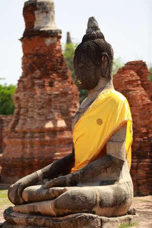 ajutthaya: Wat Phra Sri Sanphet in Ayutthaya Thailand