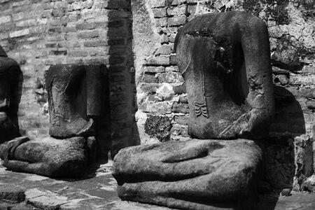 Wat Phra Sri Sanphet in Ayutthaya Thailand