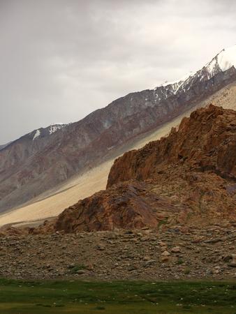 leh: Leh, Ladakh, India Stock Photo