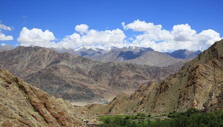 ladakh: Leh, Ladakh, India Stock Photo