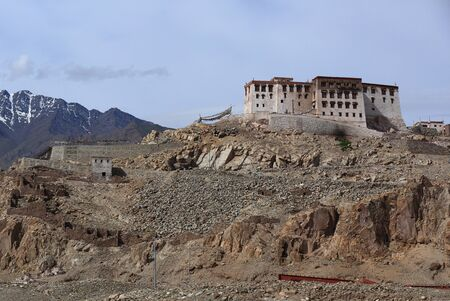 ladakh: Lamayuru monastery, Leh, Ladakh, India Editorial