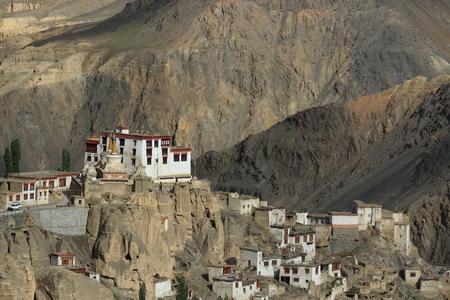 monastery nature: Lamayuru monastery
