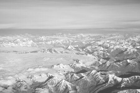 Mountain in Leh, Ladakh, India