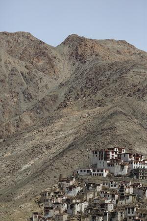 Leh, Ladakh, India Standard-Bild