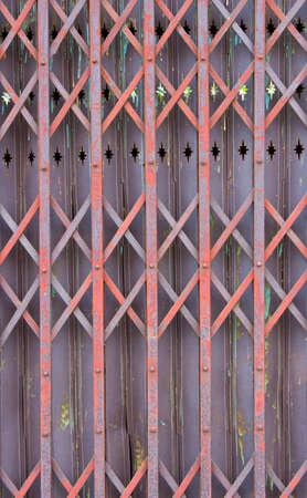 Steel door Stock Photo - 13668570