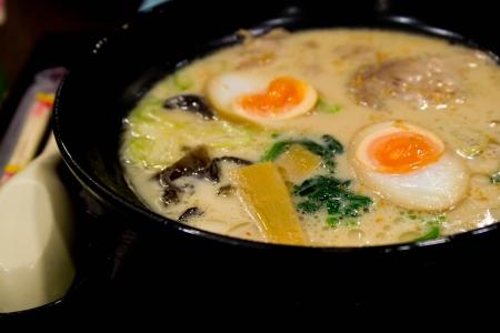 plato del buen comer: Fideos japoneses