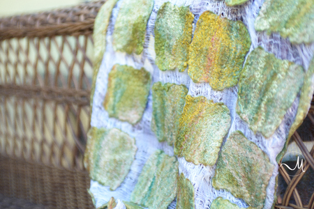 Fabric texture, folded material, fashion background 版權商用圖片