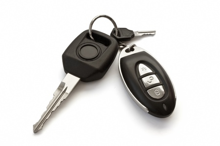 car key Stock Photo