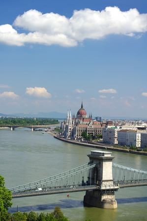 The Hungarian Parliament Building (Budapest)