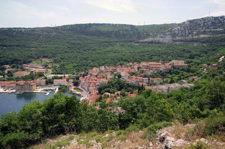 islet: croatian panorama