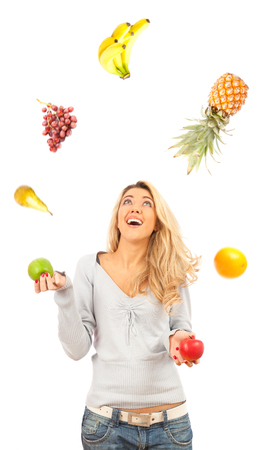 Five A Day, Or More Stock Photo