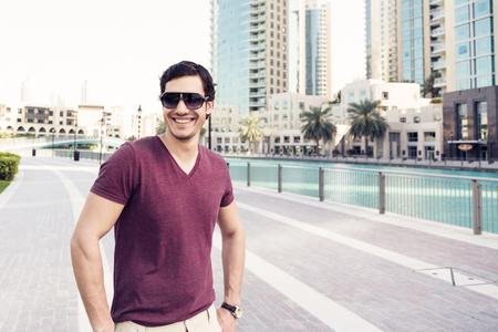 Tourist Sightseeing In Dubai