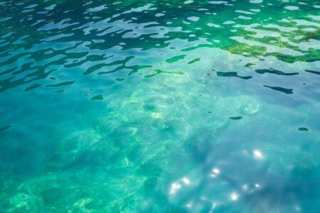 seas: Clear Water On The Mediterranean Seas Coast