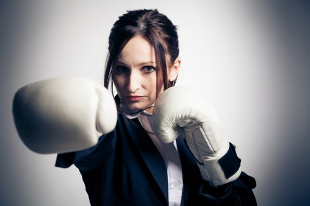 20 30 years: Boxing Businesswoman