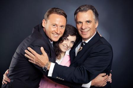 cordiality: The Business Hug