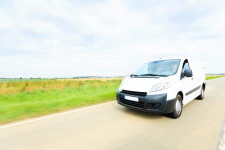 Levering Van Op Highway