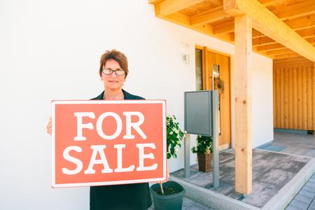 Een huis verkopen