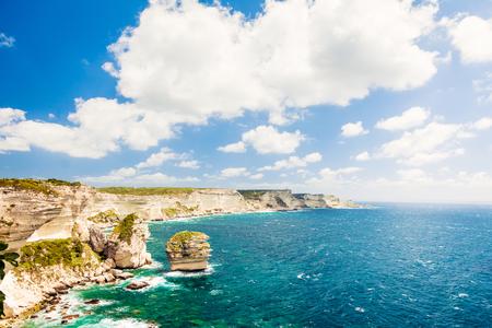 Corsicaans landschap in de zomer
