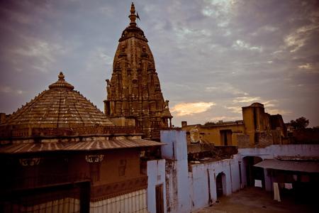 Hindu Temple In Jaipur