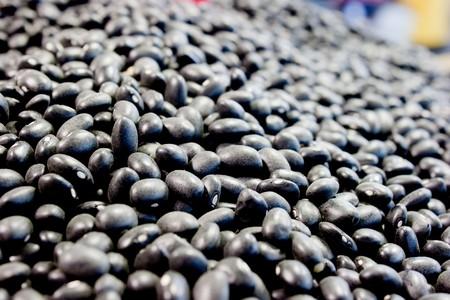 Thai blackbean Stock Photo