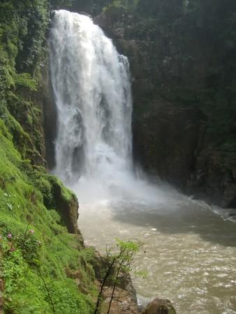 Fall in Kohyai onThailand