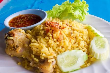 Chicken Biryani , Food of Muslim