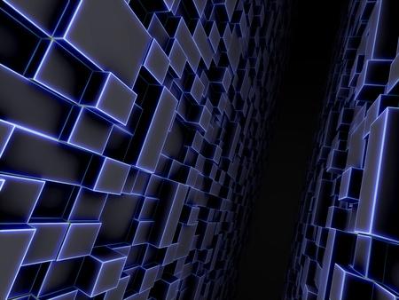passageway: depth passageway