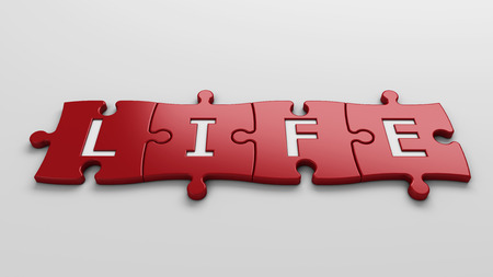 well being: isolated word life
