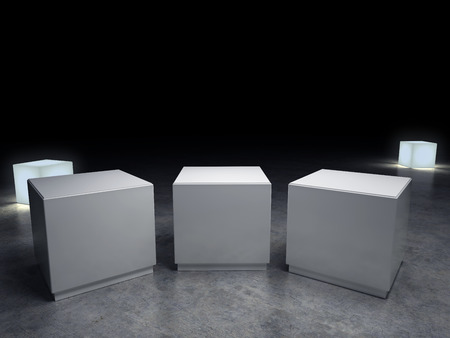 empty plinth to place your product. With clipping path photo