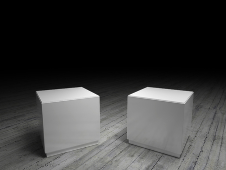 empty pedestal photo