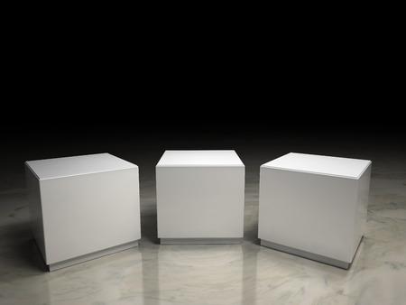 empty podium photo