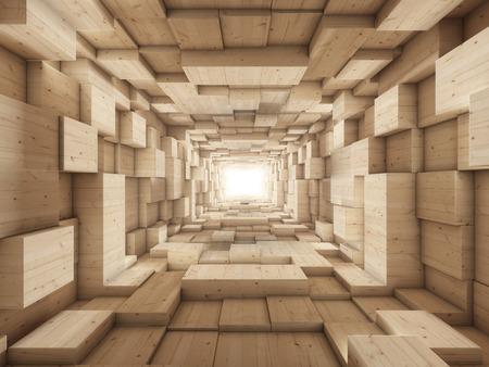 Ende des Tunnels Standard-Bild - 33419074