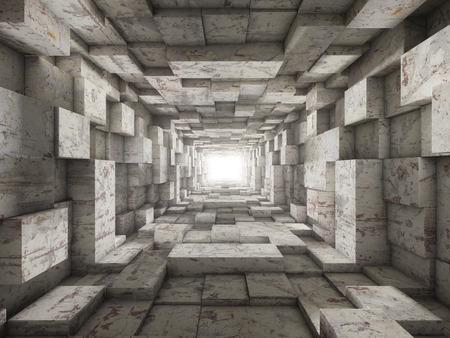 profundity: corridor